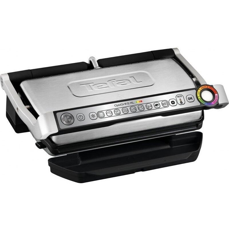 Електрогриль притискний Tefal GC722D34 Optigrill + XL