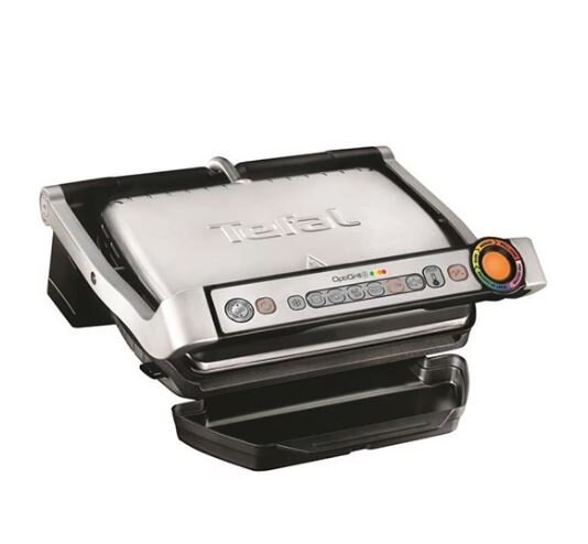 Електрогриль притискний Tefal OptiGrill+ GC716 (GC716D12)